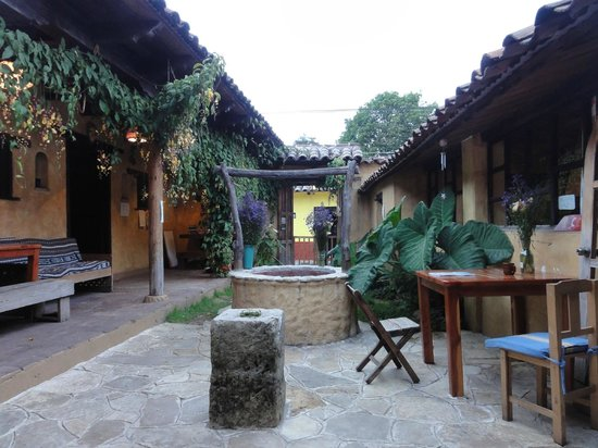 Posada del Abuelito : a place to chill
