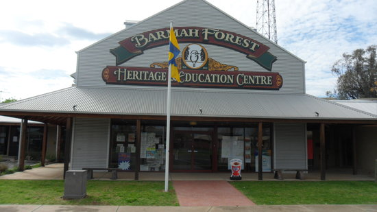 Barmah forest Heritage and Education Centre ,Nathalia