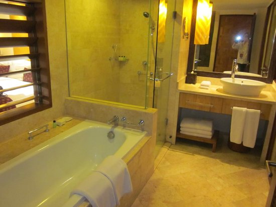 Grand Hyatt Bali: Bathroom