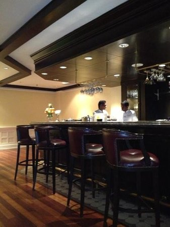 Cameron Highlands Resort: piano bar