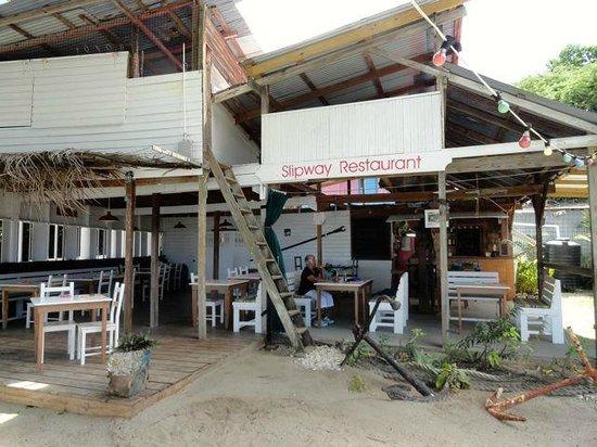Slipway Restaurant : Restaurant Slipway