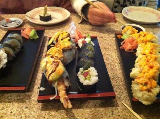 Koji Osakaya: sushi