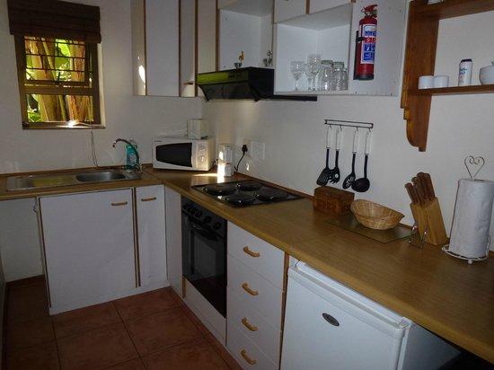 KhashaMongo Guesthouse: Küche