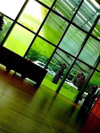 The Opposite House: The Lobby