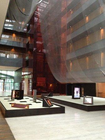 The Opposite House: The Atrium