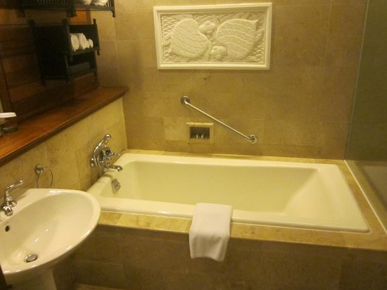 INTERCONTINENTAL Bali Resort: Bathroom