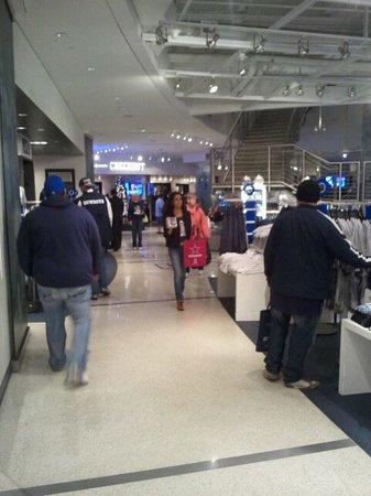 AT&T Stadium: The pro shop