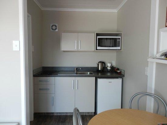 Comfort Inn Tayesta: one bedroom motel unit
