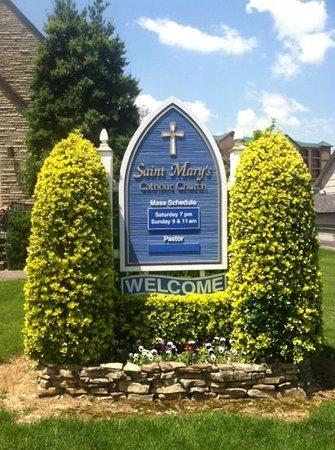 St Mary's Catholic Church : St Mary's