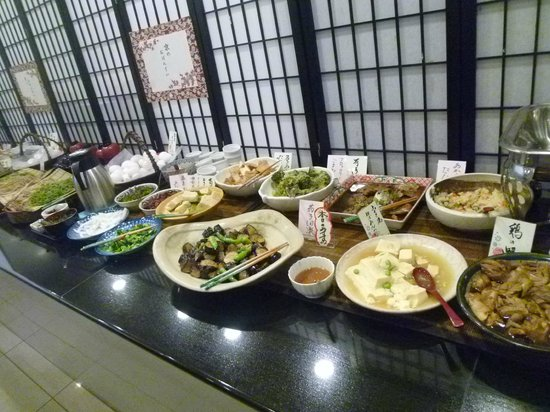Daiwa Roynet Hotel Kyoto-Hachijoguchi: おばんざい