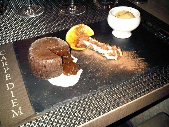 Dessert Carpe Diem