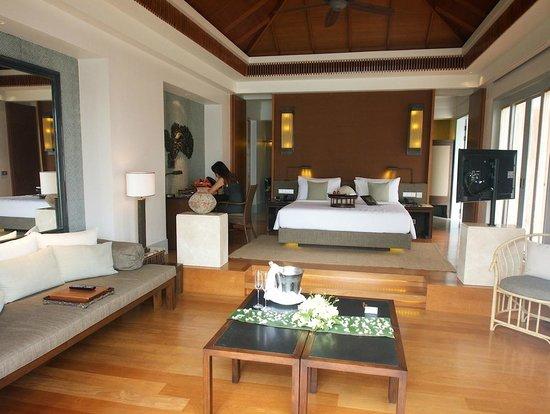普吉攀瓦角麗晶飯店照片