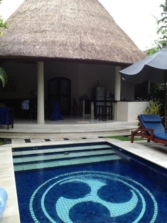 Dusun Villas Bali: Photos do not do this place justice!