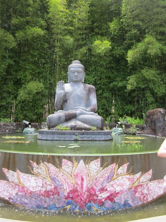 Mullumbimby, Australia: The Buddha