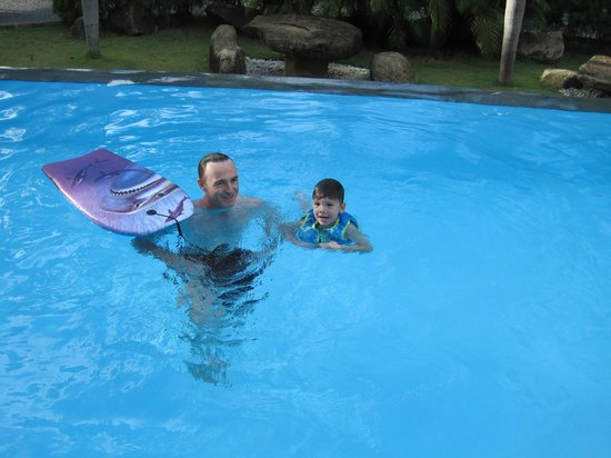 Samui Manor House Apartments: Child Friendly