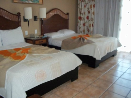 VH Gran Ventana Beach Resort: double room
