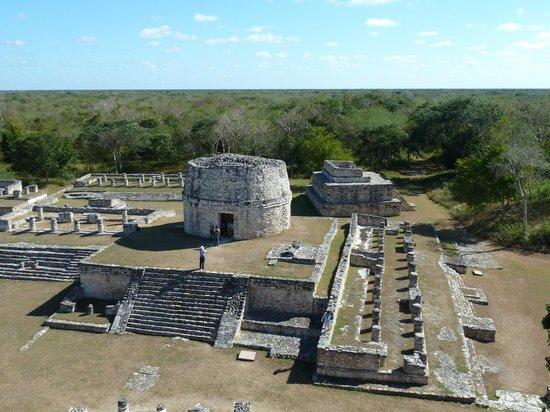 Mayapan Mayan Ruins: Mayapan Ruins