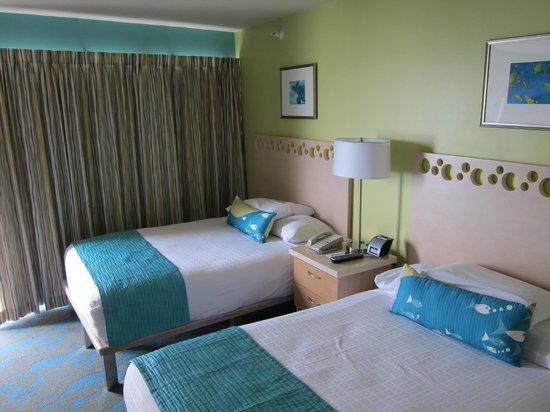 Aston Waikiki Circle Hotel: 室内