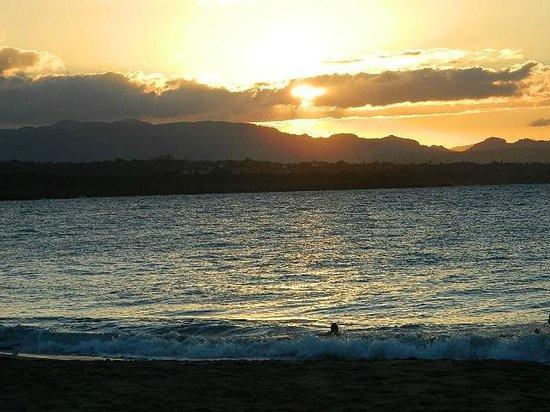 Casa Marina Reef: sunset