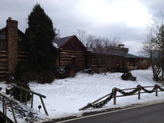 The Inn & Spa at Cedar Falls: inn