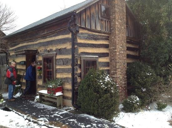 The Inn & Spa at Cedar Falls: visited for lunch