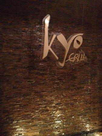 Kyo Grill: Recepción