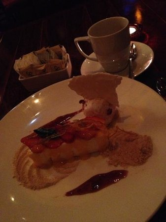 Kyo Grill: Postre