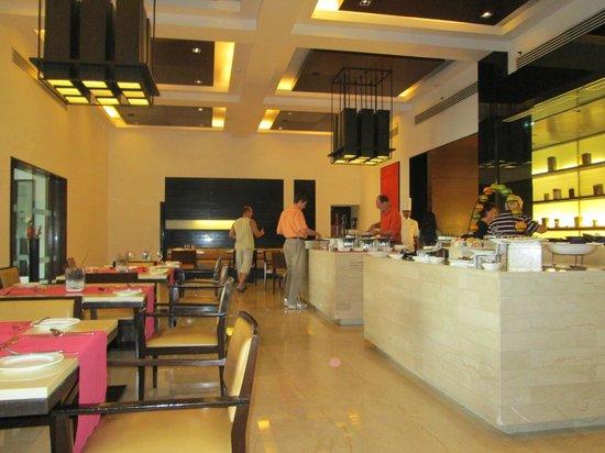 Trident, Agra: Comedor