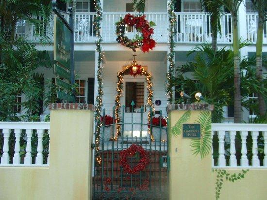 The Gardens Hotel: クリスマス時期