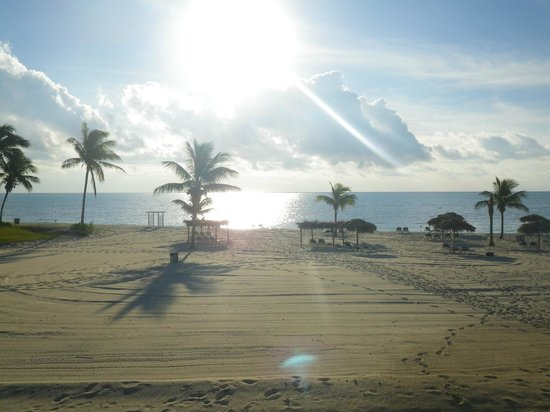 Viva Wyndham Fortuna Beach - An All-Inclusive Resort: Looking at the beach and water