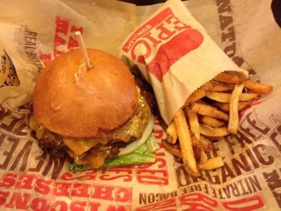 Epic Burger 사진