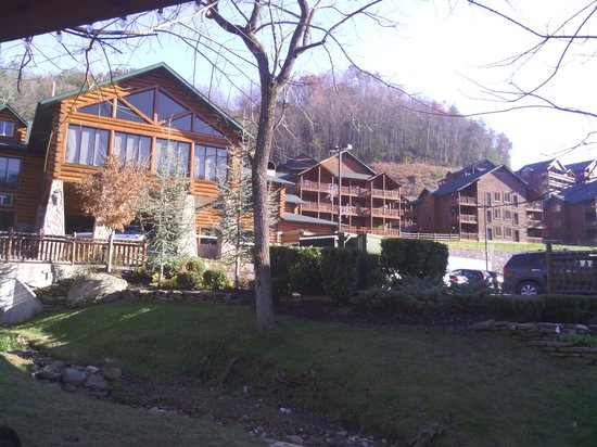 Westgate Smoky Mountain Resort & Spa: Beginning of paradise...