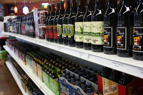 Uptown Market: MMmmm..... Beer