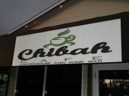 Chibah Cafe Coffeehouse & Wine Bar: Cibah cafe