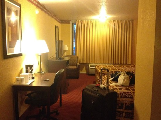 Days Inn Orlando/international Drive: room