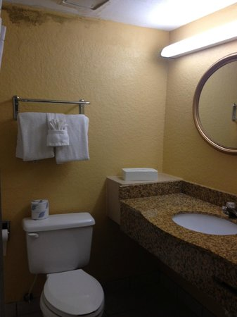 Days Inn Orlando/international Drive: bathroom