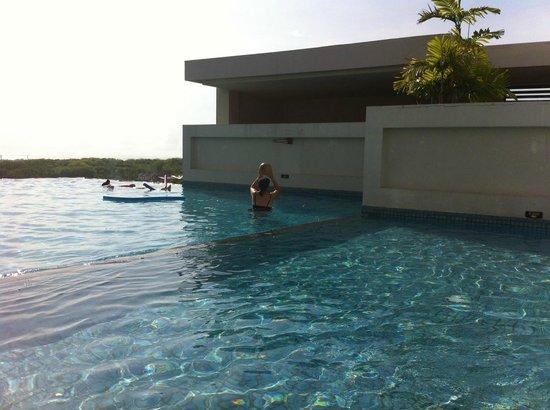 Park Hotel Nusa Dua: Rooftop pool