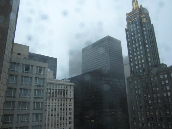 Wyndham Grand Chicago Riverfront: my view on the south side