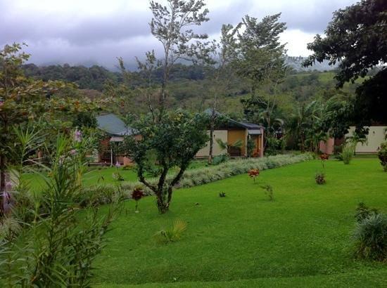 Tenorio Lodge: vista dos chalés