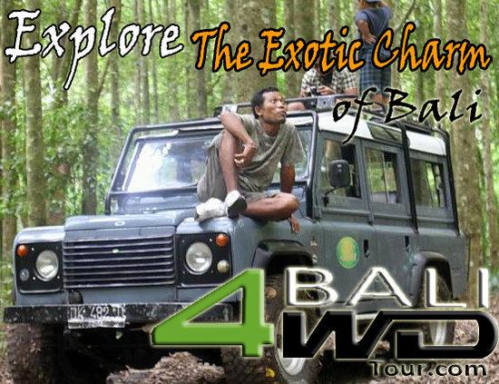 Bali 4wd Tour: take a rest at Buyan lakeside