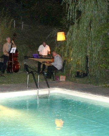 Torre Guelfa Chef Claudio: Orchestre