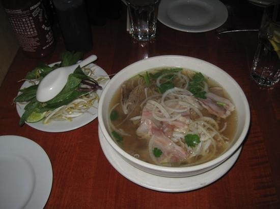 Pho 88: Pho #16-delicious!