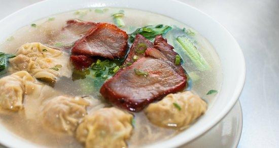 Singapore Chinese Restaurant: Char Sieu Wonton Noodle Soup