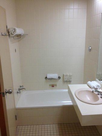 โรงแรมเพิร์ธแอมบาสซาเดอร์: Bathroom