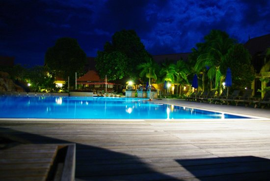 Laguna Redang Island Resort: swimming pool