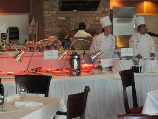 Calamari : Beef and Ribs