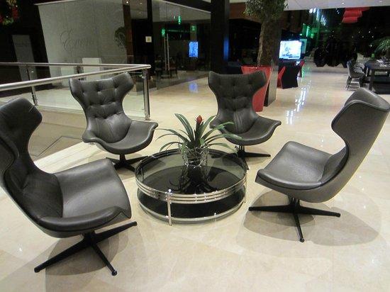 Sheraton Grand Panama: lobby