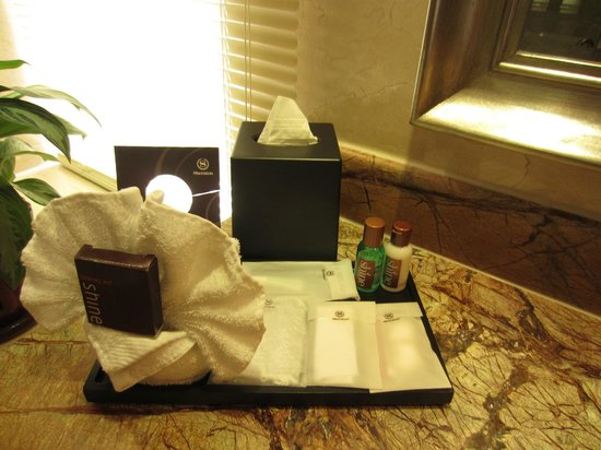 Sheraton Grand Panama: amenities