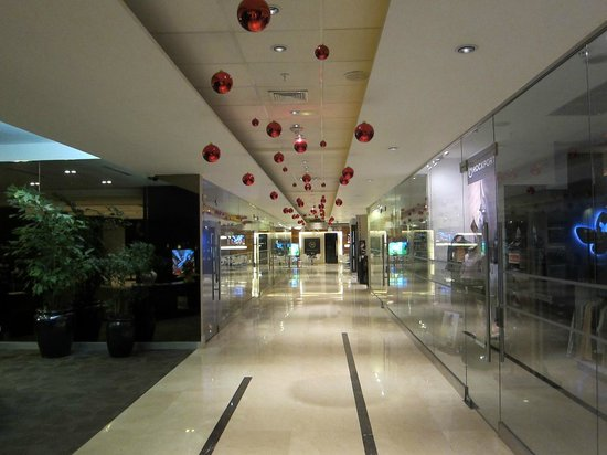Sheraton Grand Panama: shops at the hotel