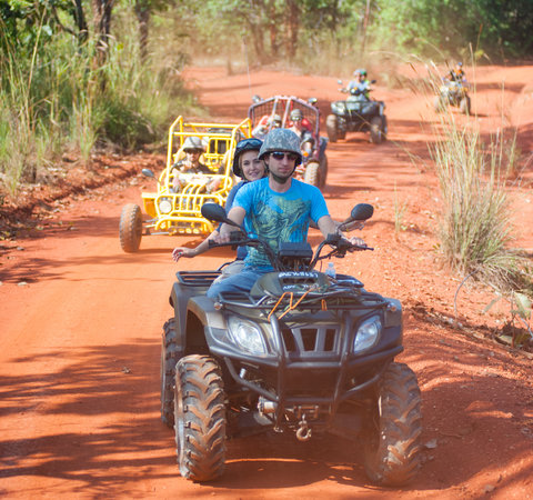 Rock Mud Camp ATV Tours